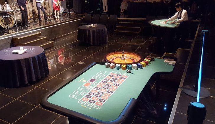 ルーレットカジノ&ブラックジャックカジノ