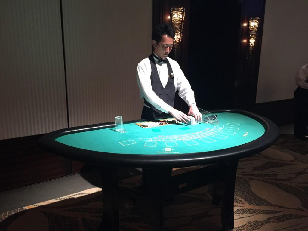 ブラックジャック カジノ