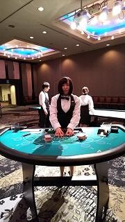 カジノパーティー