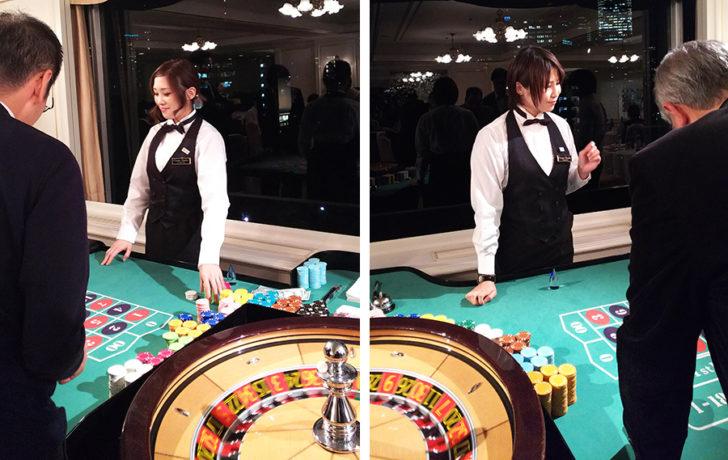 カジノイベント