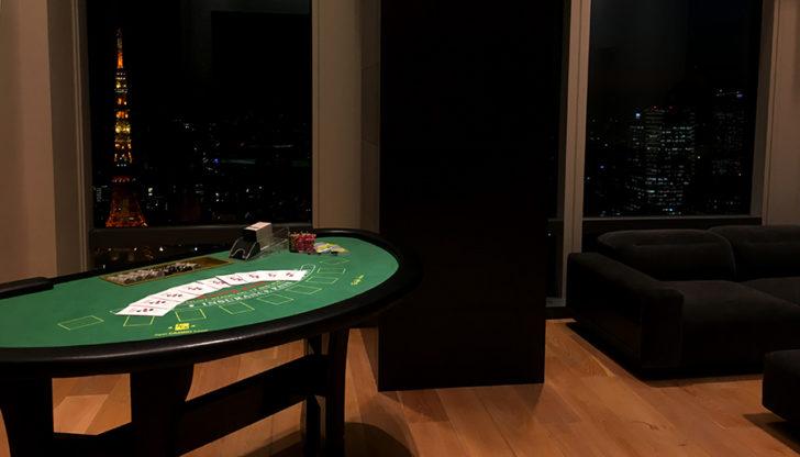 カジノ ブラックジャック ルーレット 大小 スロットマシン