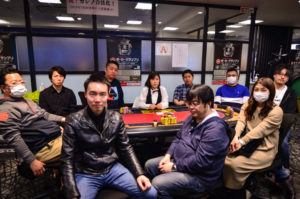 第三回ポーカーグランプリ9